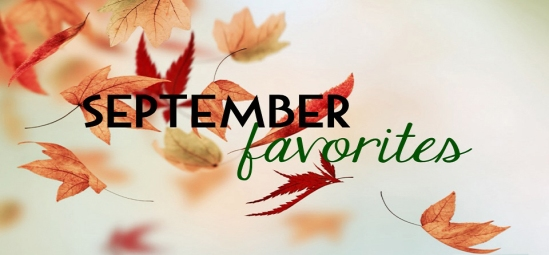 september-favorites